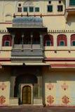 Город Palace jaipur Раджастхан Индия Стоковые Изображения RF