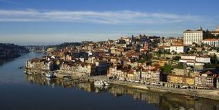 город porto Португалия Стоковое Фото