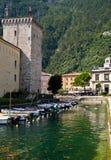 Город Riva del Garda Стоковые Изображения