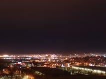 Город Scape Стоковое Изображение RF