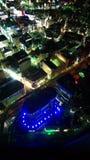 Город Scape Ikebukuro Стоковое Изображение