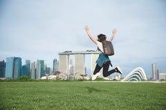 город singapore стоковые изображения