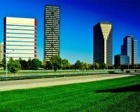 Город Southfield - Мичигана Стоковое Изображение RF
