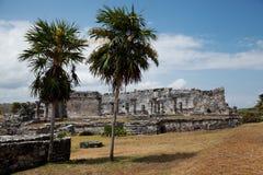 Город Tulum стоковые изображения