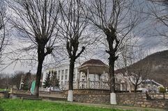 Город Zheleznovodsk Стоковые Изображения