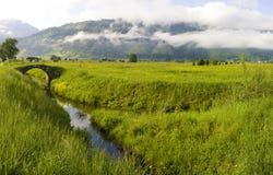 горы Австралии Стоковые Фотографии RF
