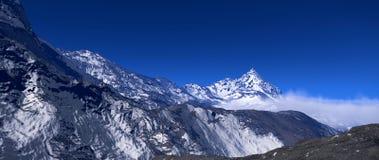 Горы Аляска Стоковые Фотографии RF