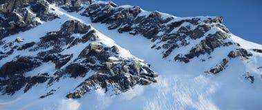 Горы Аляска Стоковые Изображения RF