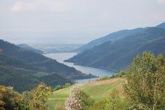 Горы ландшафта в Турции Стоковое фото RF
