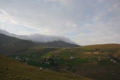 Горы ландшафта в Турции Стоковые Фотографии RF