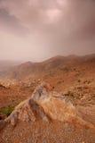 горы атласа Стоковое Изображение