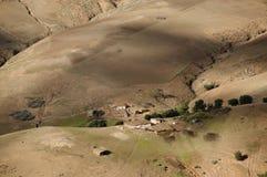 Горы атласа - Марокко Стоковое Изображение RF