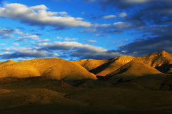 Горы атласа Стоковые Фото