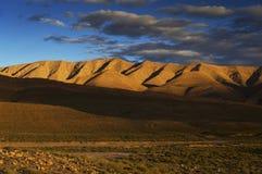 Горы атласа Стоковое Изображение RF