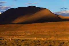 Горы атласа Стоковая Фотография