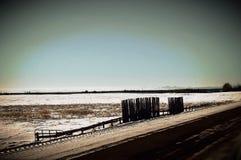 Горы Альберты Стоковые Изображения RF