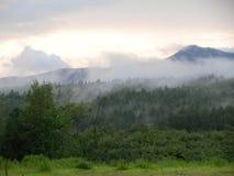 Горы белизны NH Стоковое Изображение RF