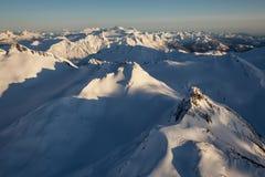 Горы Британской Колумбии стоковая фотография rf
