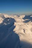 Горы Британской Колумбии стоковая фотография