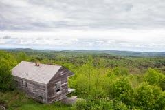 Горы Вермонта кабины горы Hogback Стоковые Изображения