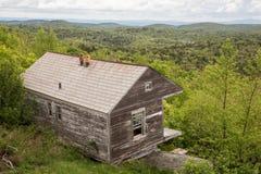 Горы Вермонта кабины горы Hogback Стоковое Фото