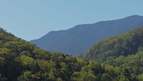 Горы весны Стоковое Изображение