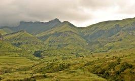 Горы востока стоковая фотография