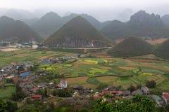 Горы Вьетнам строба ` s рая Стоковые Фото