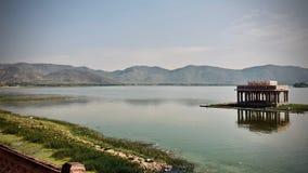 Горы в Индии стоковое фото rf