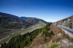 Горы в Мериде Стоковые Изображения