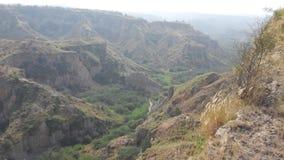 Горы в Пенджабе Стоковые Изображения