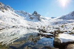Горы в Турции Стоковое Изображение RF