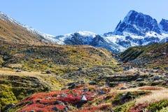 Горы в Турции Стоковое Изображение