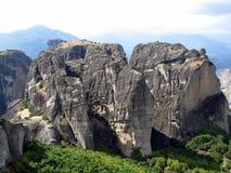Горы Греции Стоковое Изображение RF