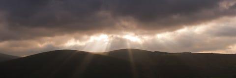 Горы Дублина Стоковое фото RF