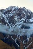 Горы, ледник Стоковая Фотография RF