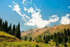 горы жизни Стоковая Фотография RF