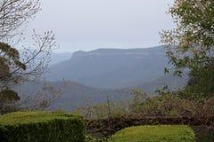 Горы задворк запада стоковые изображения rf