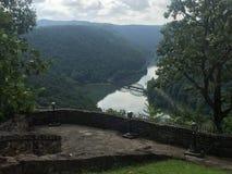Горы Западной Вирджинии стоковые фото