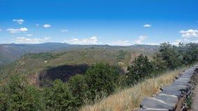горы западные Стоковое Изображение RF
