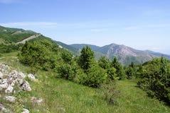 горы злаковика Стоковое Изображение