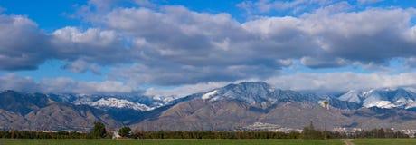 горы империи средиземные стоковые фотографии rf