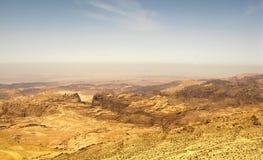 горы Иордана Стоковые Фотографии RF
