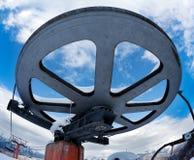 горы кабел-крана Стоковое Фото