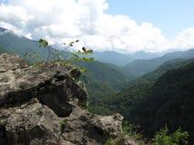 Горы Кавказ Стоковые Фото