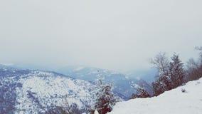 Горы Казахстана стоковые фото
