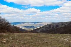 горы Крыма Стоковое фото RF