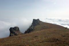 горы Крыма Стоковое Изображение