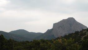 горы Крыма Стоковая Фотография RF