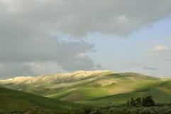 горы ландшафта атласа Стоковое фото RF